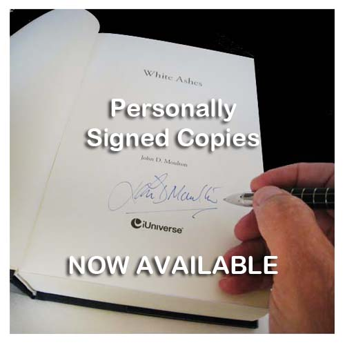 Personally Signed Copies Now Available