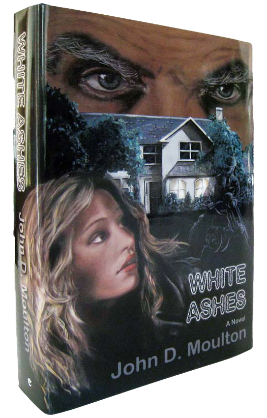 White Ashes Hard Cover